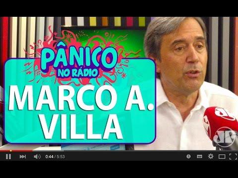 Marco A. Villa: Lula Sabe Que Perdeu, Mas Não Reconhece   Pânico