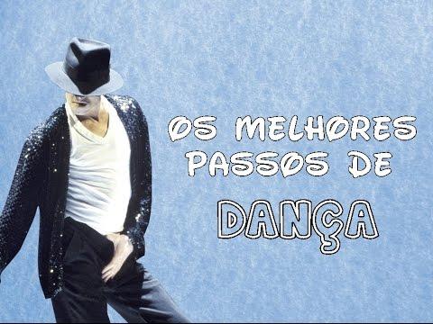 Os Melhores Passos de Dança de Michael Jackson Best Dance Moves Michael Jackson