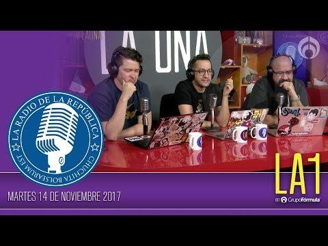 #LA1 - ¿Que si dejan de bullear a EPN por favor? - La Radio de la República - @ChumelTorres