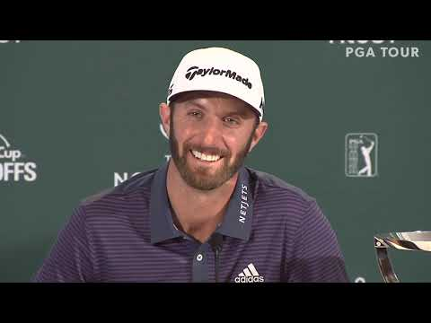 Dustin Johnson's best one-liners during press conferences