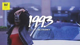 (free) Chill Old School boom bap type beat x hip hop instrumental | '1993' prod. by BE FRANKY