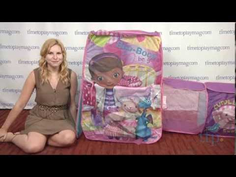 Doc McStuffins Discovery Hut from Playhut