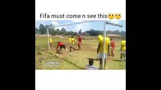 AFRICAN FOOTBALL FIFA FUNNY AND SAD MOMENTS THAT HAVE GONE WRONG