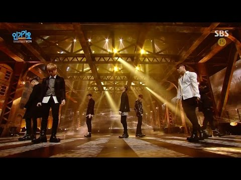 IKON - '지못미(APOLOGY)' 1129 SBS Inkigayo : NO.1 OF THE WEEK