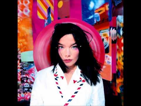 Björk - Post (1995) Full Album [HQ]