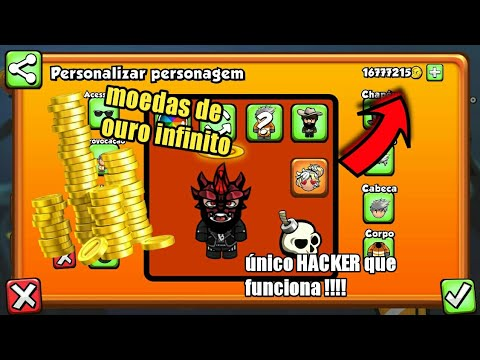 HACKER (TUTORIAL) hacker para Bomber friends funcionando sem (root)