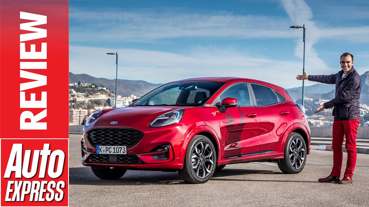 New 2020 Ford Puma Review Good Enough To Take On The Nissan Juke Youtube