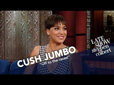 Cush Jumbo And Stephen Amaze With Synchronized, Impromptu Shakespeare