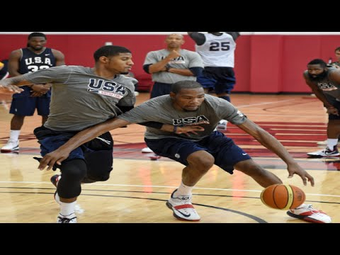 Kevin Durant, Paul George, And James Harden Play 1-On-1 FULL GAME! KD is CLUTCH!*ALL ANGLES*