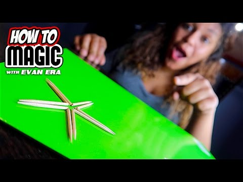 Thumbnail: 10 Magic Tricks with Toothpicks