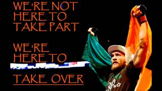 CONOR MCGREGOR UFC Entrance/Walkout Music (Foggy Dew & Hypnotize)