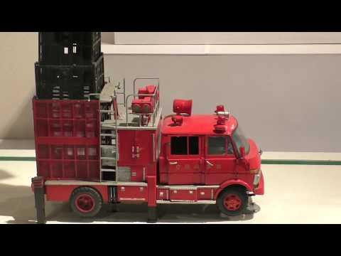 東京消防庁  レスキュータワー車(消防車):Tokyo Fire Department Rescue Tower Fire Truck
