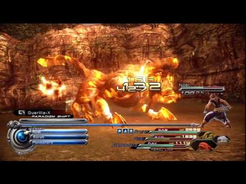 (#49) Ugallu Fragment -  Yaschas Massif (110AF) | Final Fantasy XIII-2 Fragment Guide