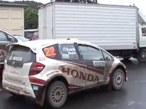 Honda Rally Jazz - My ride