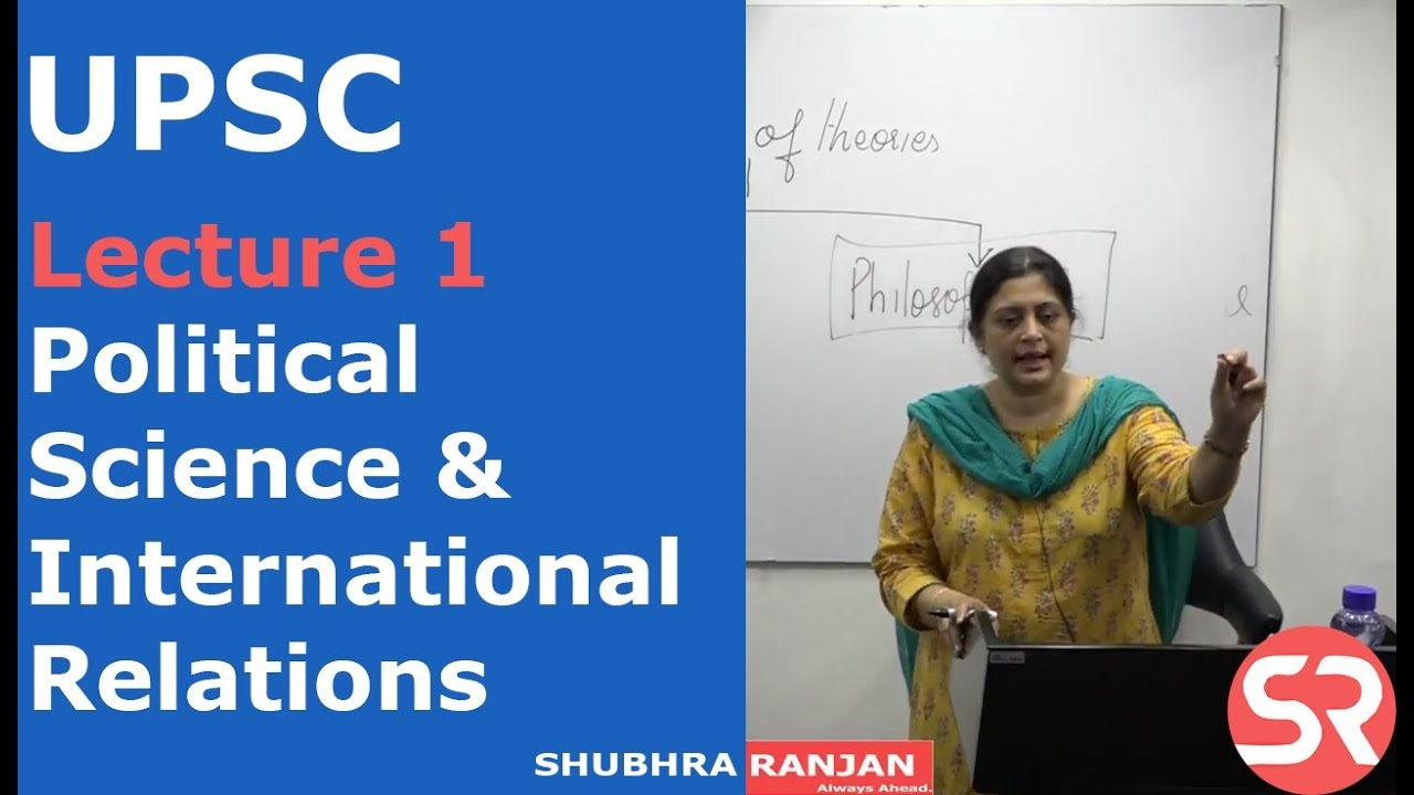 Introduction to Political Science & International Relations Optional for UPSC Mains Examinations