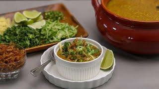 Chicken Haleem  Mama Haleem  Bangladeshi Halim Recipe  Halim