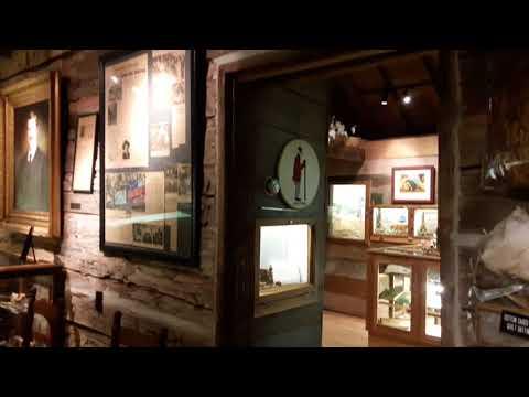The Uncle Remus museum in Eatonton Ga | Video #52