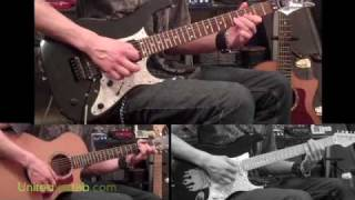 Rockstar guitar lesson by nick greathouse.