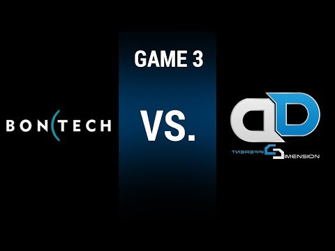 LGC Season 3 Week 6 | Bontech vs. Different Dimension eSports (Game 3)