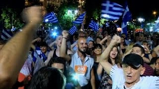"""A Europe of Equals"": Report from Athens as Greek Voters Seek Alternatives to Austerity"