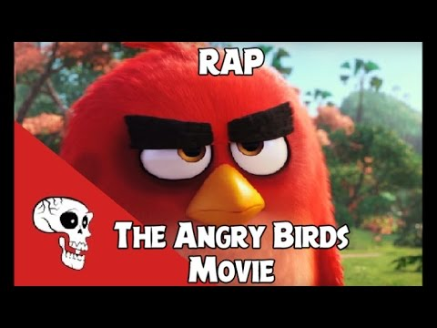 Angry Birds Rap by JT Machinima Clip by BlueBird 8376