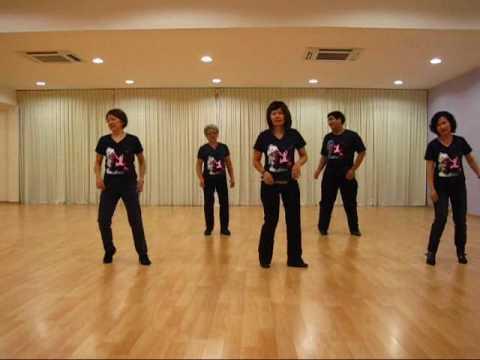 Mary's Boy Child (Line Dance)