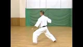 Каратэ Киокушинкай: Ката - Пинан Соно Ичи | Kyokushin Karate: Kata - Pinan Sono Ichi(, 2014-06-09T12:06:39.000Z)