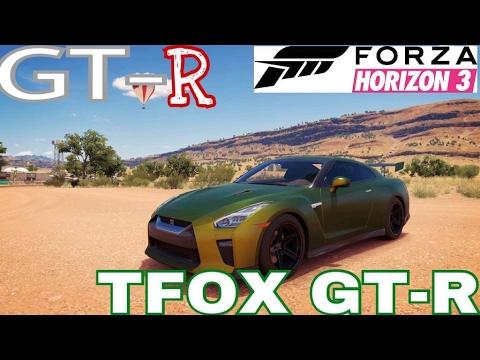HOW TO MAKE TANNER FOX'S GTR IN GTA5 ONLINE!!