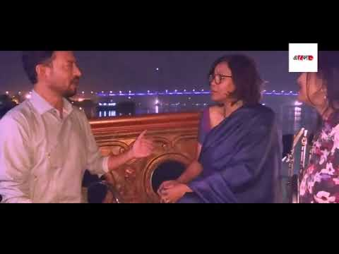 IRRFAN KHAN ON RIVER GANGES CRUISE WITH HIS WIFE_EXCLUSIVE EBELA ONLINE