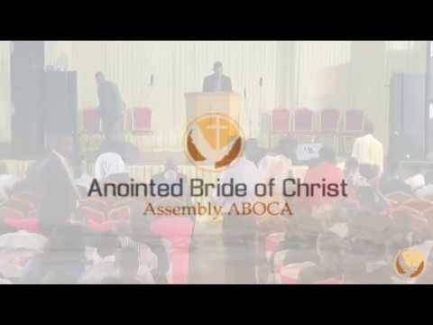 August 2017 Convention - Forgiveness Part 1 - Bro Dele Adelo
