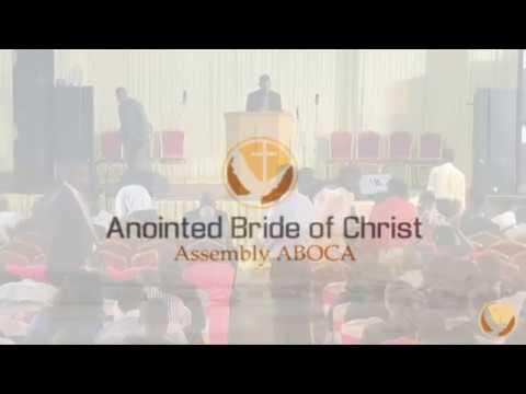 August 2017 Convention - Forgiveness Part 1 - Bro Dele Adelodun