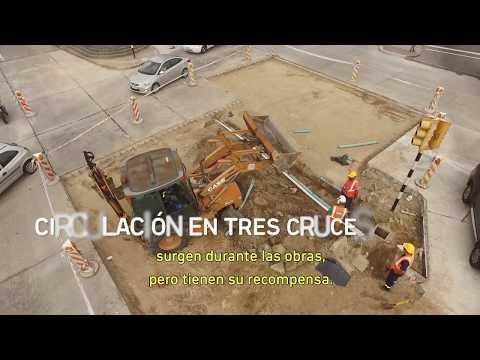 Montevideo Mejora - Obras En Tres Cruces