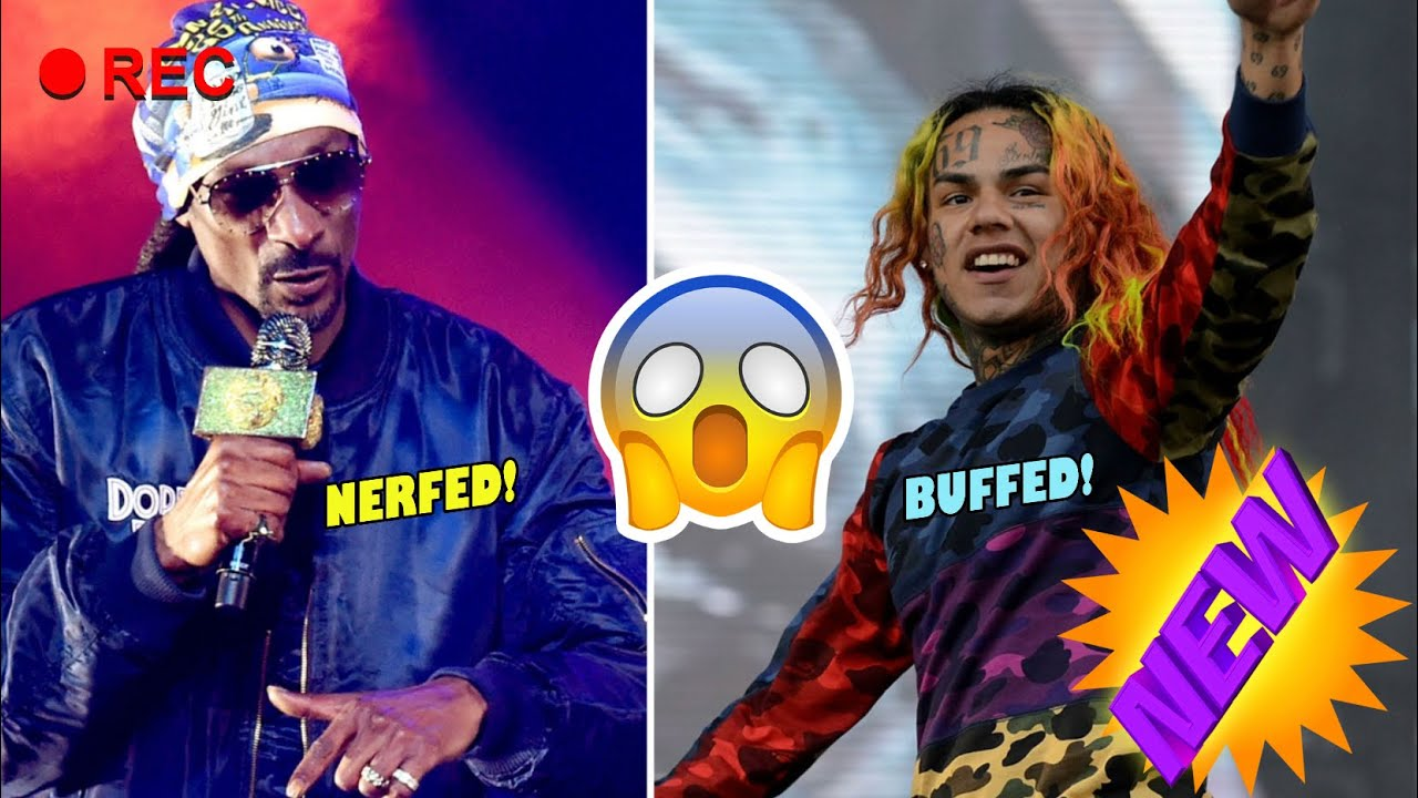 6ix9ine Accused Snoop Dogg of Being a Snitch, Snoop Responds