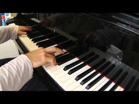'Hokage's Funeral / Naruto No Theme', (Alternate Ver.), from Naruto for Piano Solo