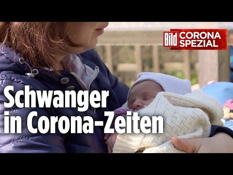 Schwanger In Corona-Zeiten – Wovor Werdende Mütter Angst Haben   BILD Corona Spezial