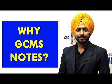 Importance of GCMS Notes while re-applying for Canada Study Permit 2019 Mp3