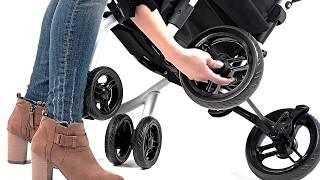 Produktvideo zu Einkaufstrolley mit Sicherheitsbremse und Thermofach Carlett Lett 460 Red Velvet