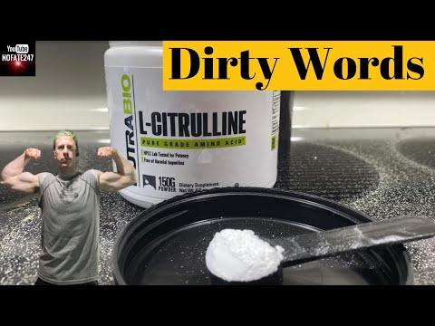 Sick, Savage, Severe Pumps   How Does L-Citrulline Work   NutraBio's L-Citrulline Review