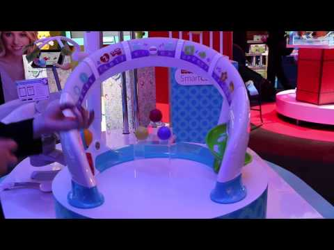 BG Review: Fisher Price Bright Beats Smart Touch Play Space
