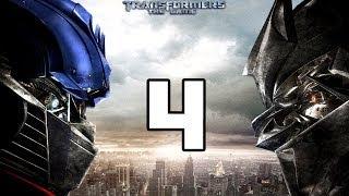 Death of Jazz, Megatron Returns - Transformers: The Game [WB] Walkthrough Part 4 Autobots