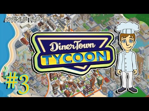 DinerTown Tycoon | Gameplay (Level 2.1 to 2.7) - #3 |