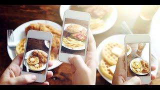 Memotret Sebelum Makan Bisa Buat Rasa Makanan Semakin Lezat