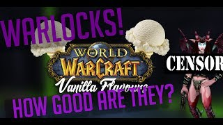 VANILLA FLAVORS 🍦 Warlock Vanilla WoW Class Guide