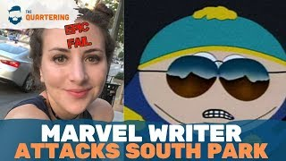 Instant Regret! Marvel Writer SLAMS South Park & Backfires Instantly