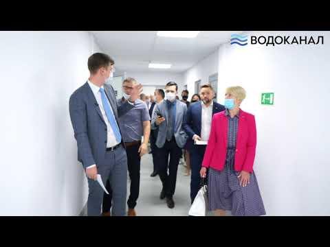 Глава города посетила новый офис МУП