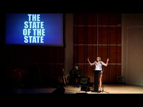 Taylor Schilling speaks about the state of NY politics
