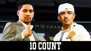 Danny Garcia vs Brandon Rios on Showtime - 10 Count