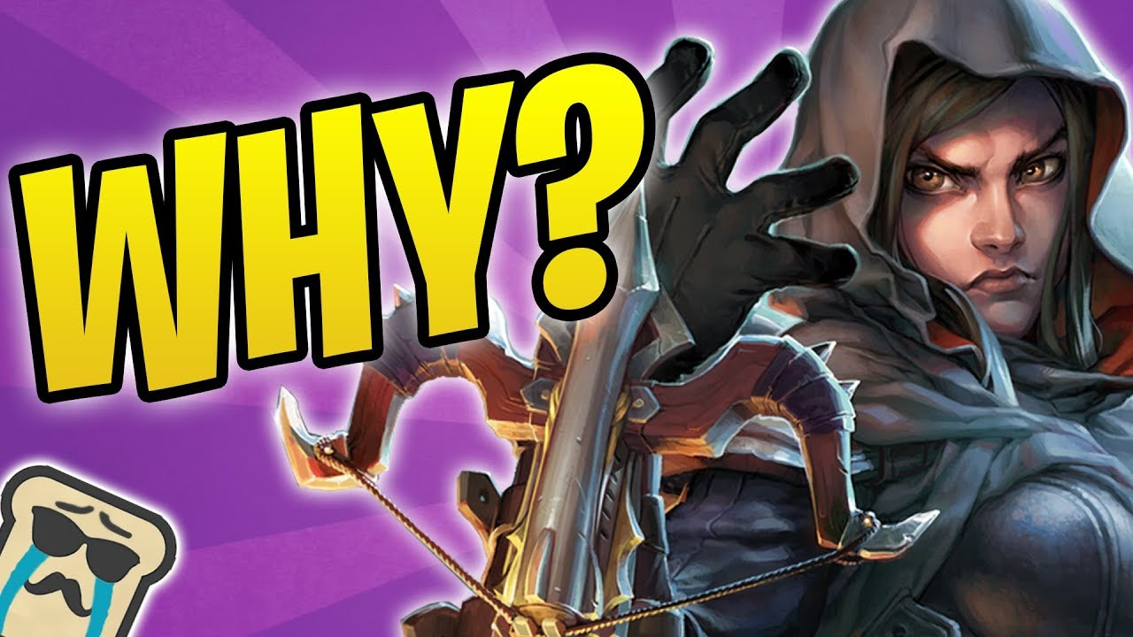 BETRAYED by my own TESS  GREYMANE | Tess Rogue Deck | The Witchwood | Hearthstone