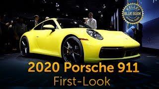 2020 Porsche 911 - First Look