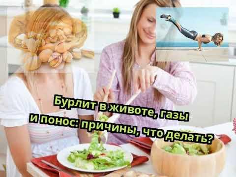 Болит живот после приема пищи и понос